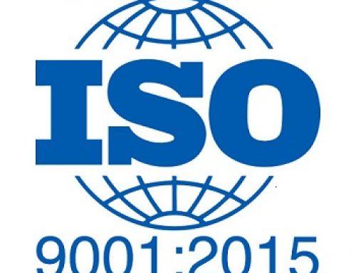 Υποχρεωτική η μετάβαση στη νέα έκδοση του προτύπου ISO 9001:2015 εντός του 2018